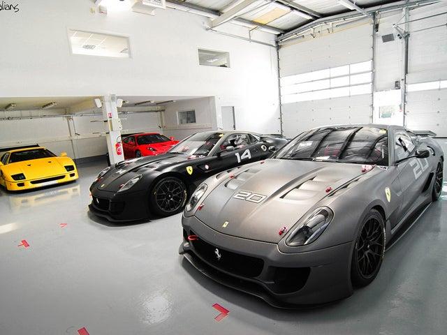 Luxury Garages - SWAGGER Magazine