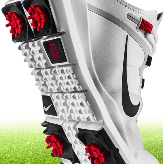 online store 90e59 61e87 Nike TW 13 Golf Shoes – Worn by Tiger Woods