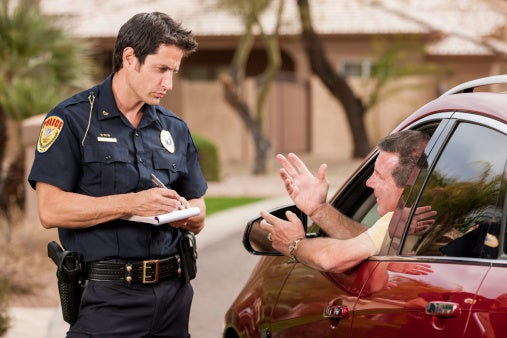 The Rights You Have When Dealing With A Police Officer