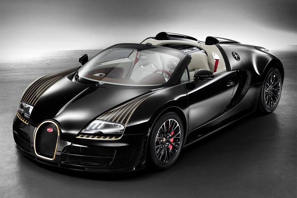 Bugatti Veyron Grand Sport Vitesse Black Bess Edition   SWAGGER Magazine
