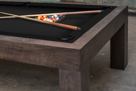 Parsons Pool Table SWAGGER Magazine - Handmade pool table