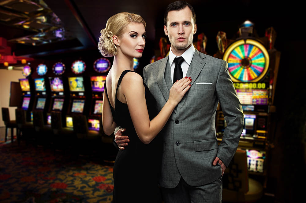What to Wear in a Casino?