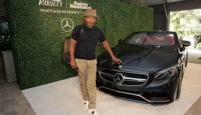 Credit: Photo by Chelsea LaurenJamie Foxx Variety and Sports Illustrated Sports Entertainment Summit Presented by Mercedes Benz, Los Angeles, USA - 14 Jul 2016