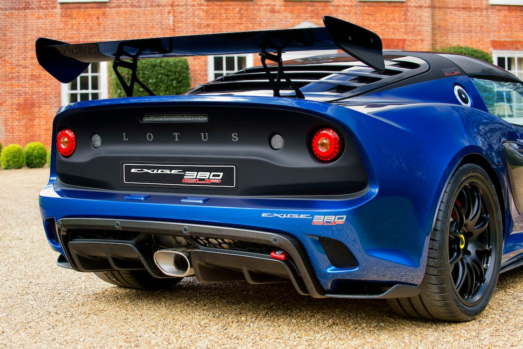 Lotus Exige Cup 380 King Of The Road And Race Swagger Magazine