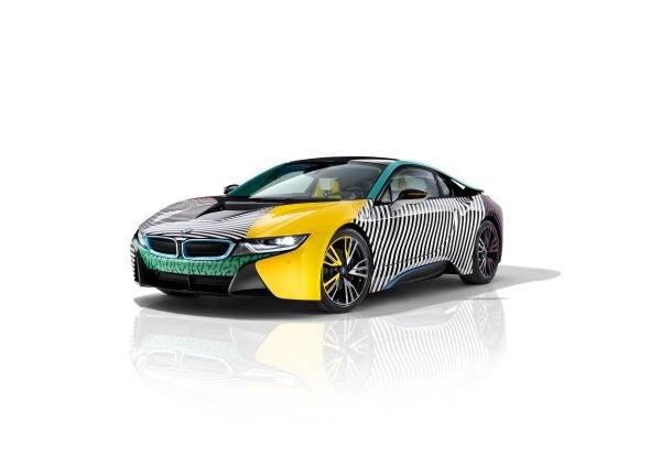 BMW i8 MemphisStyle   SWAGGER Magazine