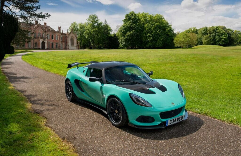 The all new Lotus Elise Cup 250 - SWAGGER Magazine