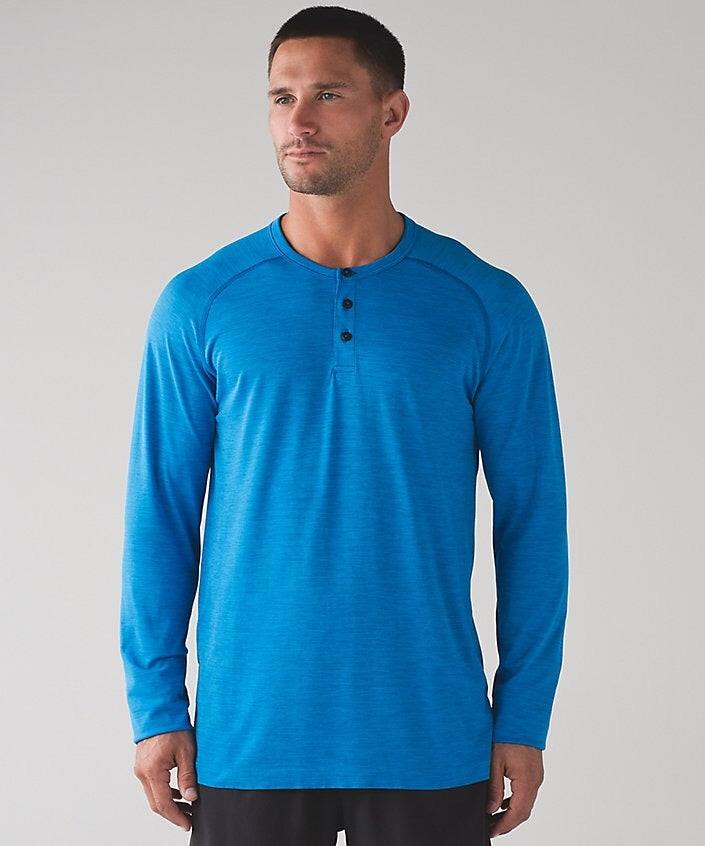 Lululemon Metal Vent Long Sleeve Shirt