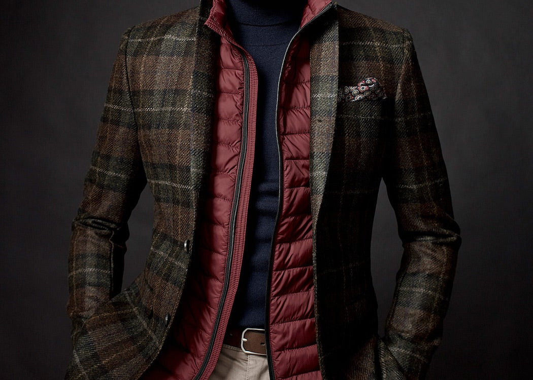Simons Fall Layered Tailored Look