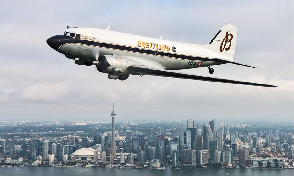 Breitling World Tour DC-3