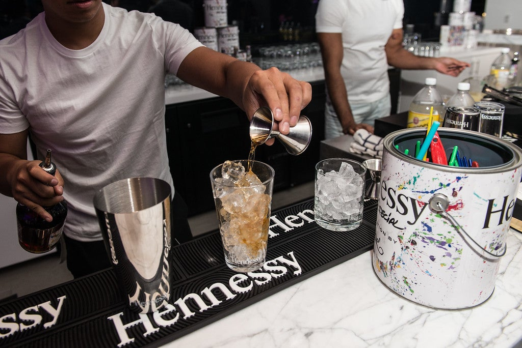 Hennessy Party - Very Special Edition with JonOne