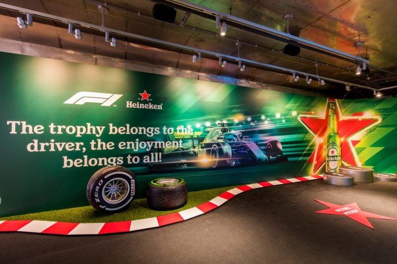 Heineken Experience - F1