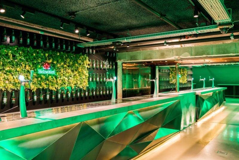 Heineken Experience - Best Dam Bar