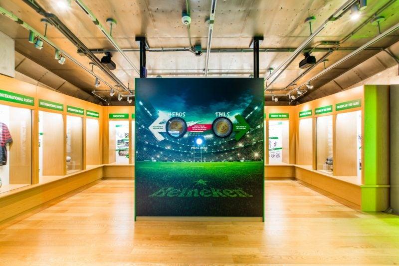 Heineken Rugby Sponsorship