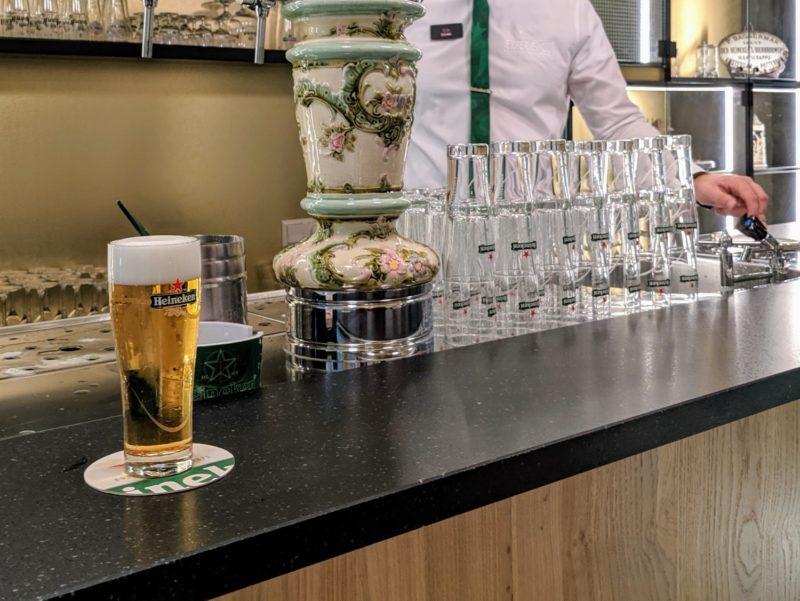 The perfect pour - Heineken