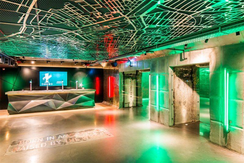 The best 'Dam Bar Amsterdam