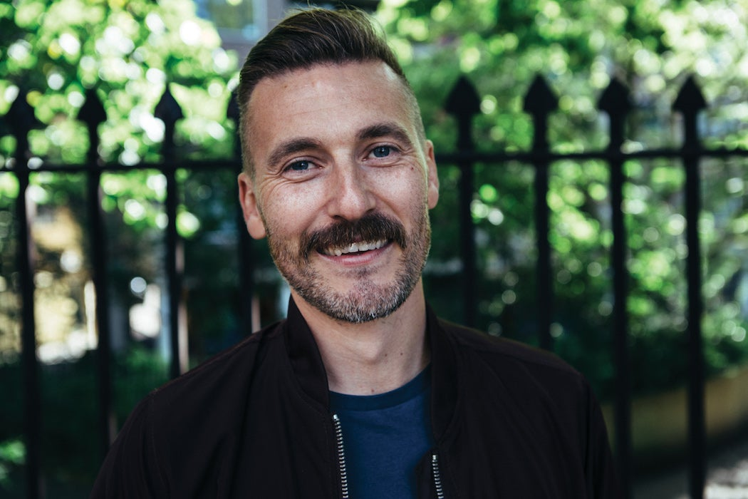 Movember - Dan - SWAGGER Magazine
