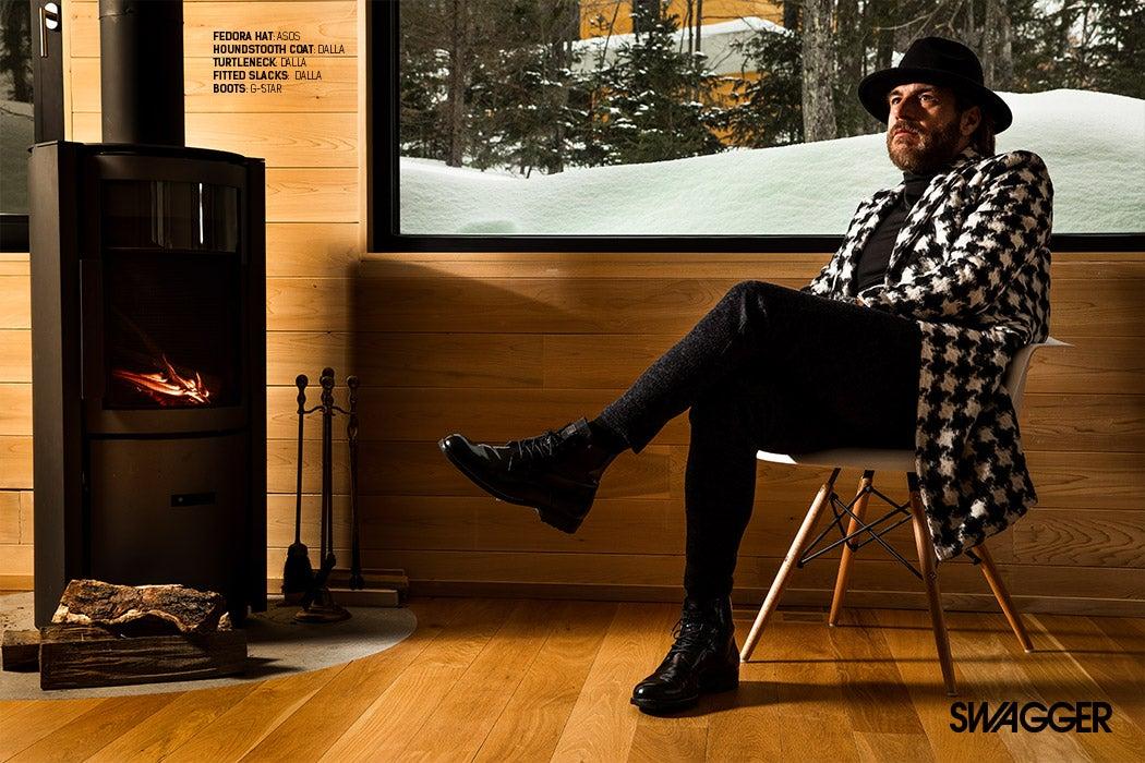 Carlo Rinomato - Fraternite Sur Lac SpaHaus Model Home - SWAGGER Magazine
