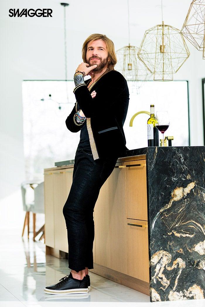 Carlo Rinomato - SWAGGER Magazine
