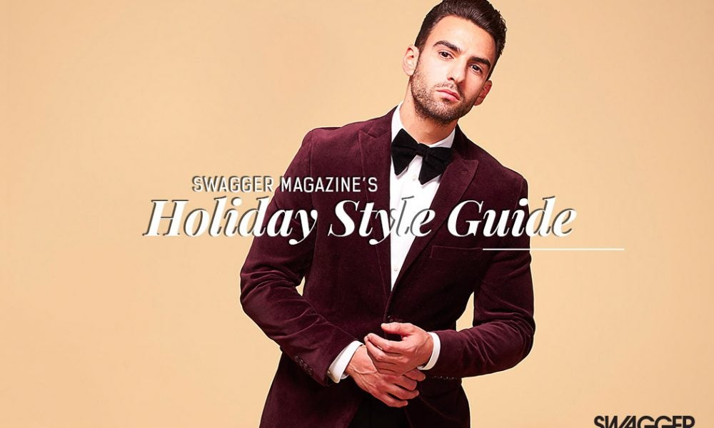 Holiday Style Guide - Swagger Magazine - Giancarlo Murano