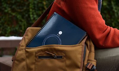 RocketBook Wave Smart Notebook -- SWAGGER Magazine