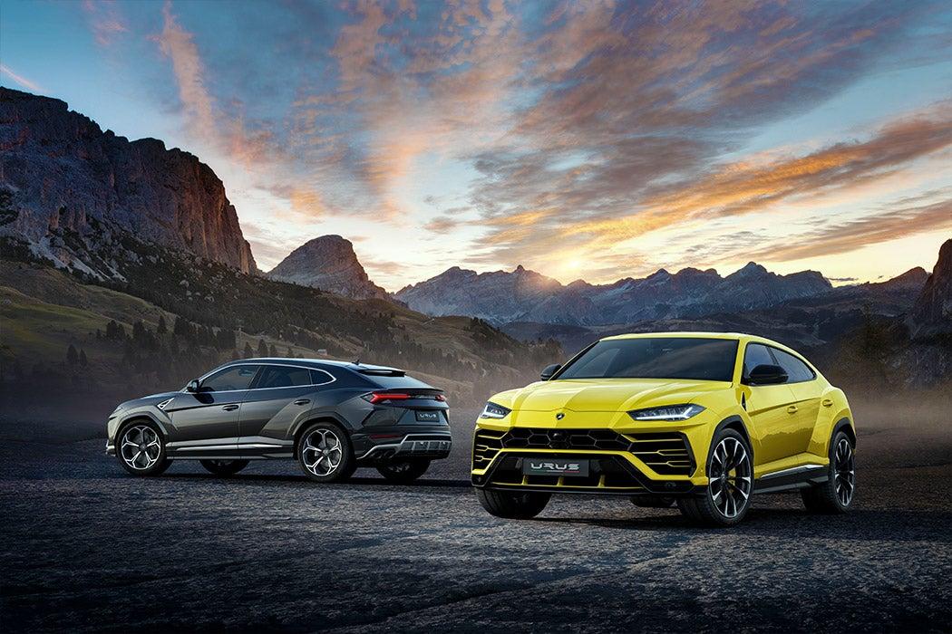 Lamborghini Urus SUV - Swagger Magazine