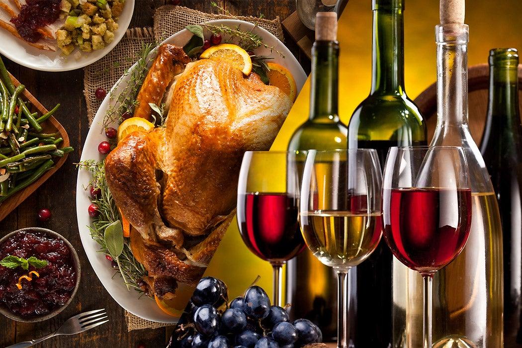 Wine and Christmas Dinner Pairing - Gabbiano Wine - Swagger Magazine