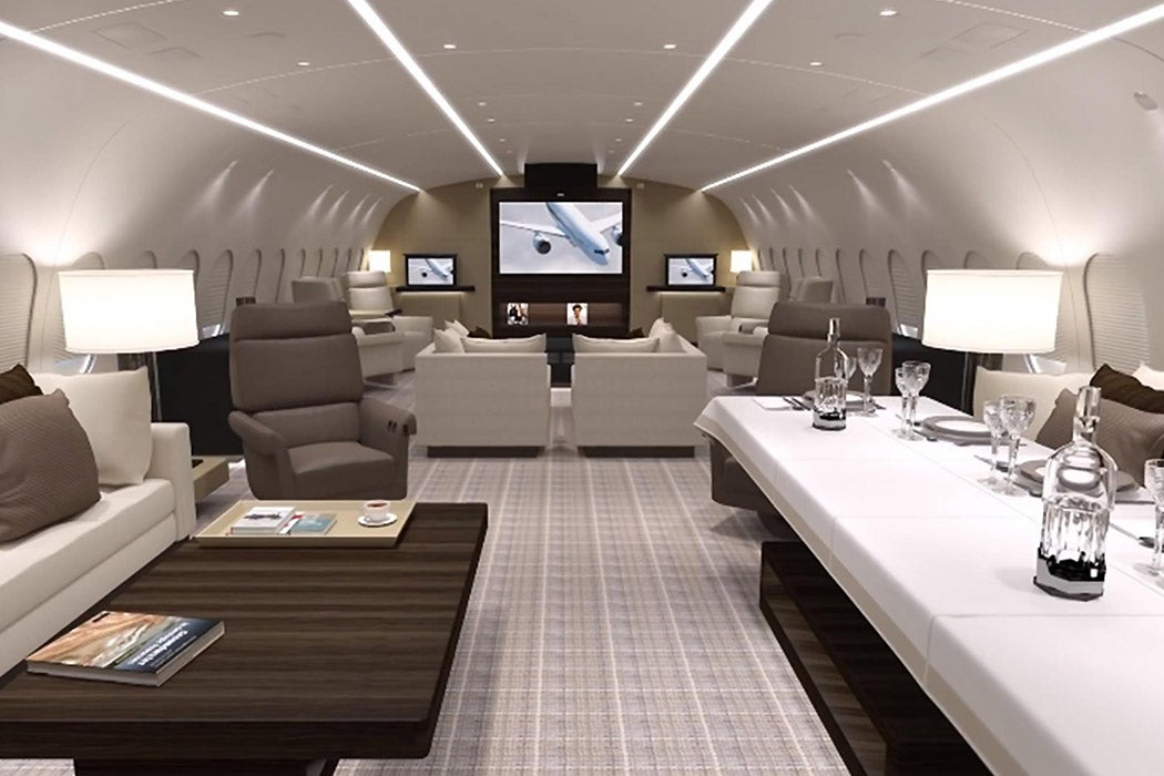 Private Charter Jet Luxury Package - Jettly - SWAGGER Magazine