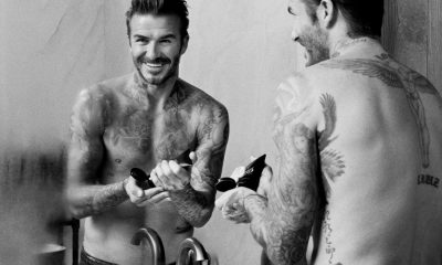 David Beckham - House 99 Grooming Products - SWAGGER Magazine