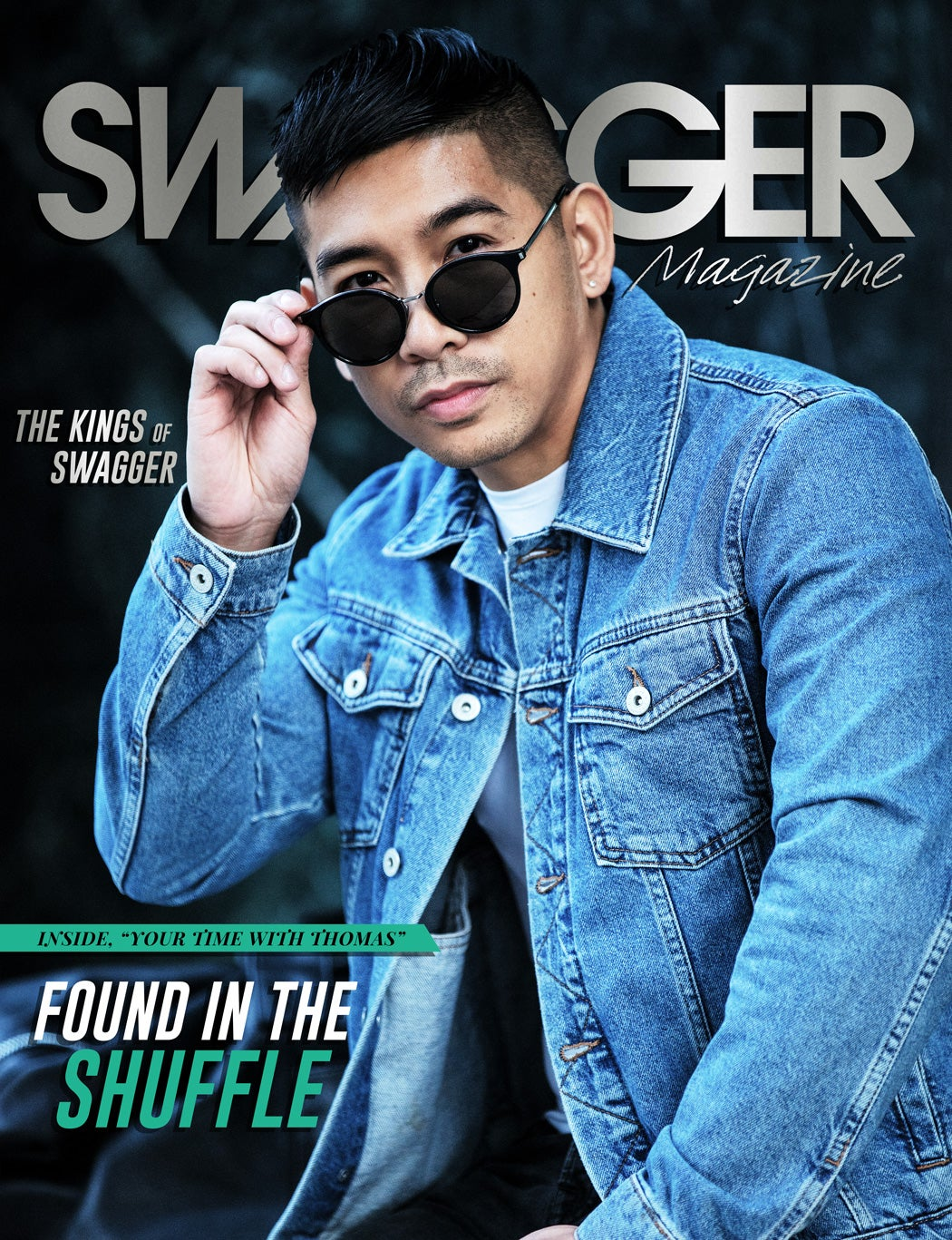 Thomas Orlina - Your Time with Thomas - Cover Story - SWAGGER Magazine