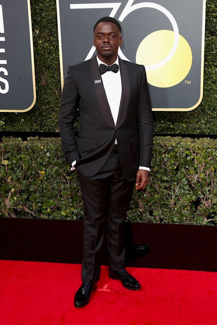 Daniel Kaluuya - 2018 Golden Globes - SWAGGER Magazine
