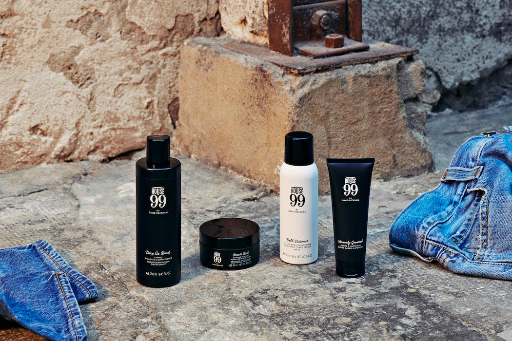 House 99 David Beckham Men's Grooming Brand - SWAGGER Magazine