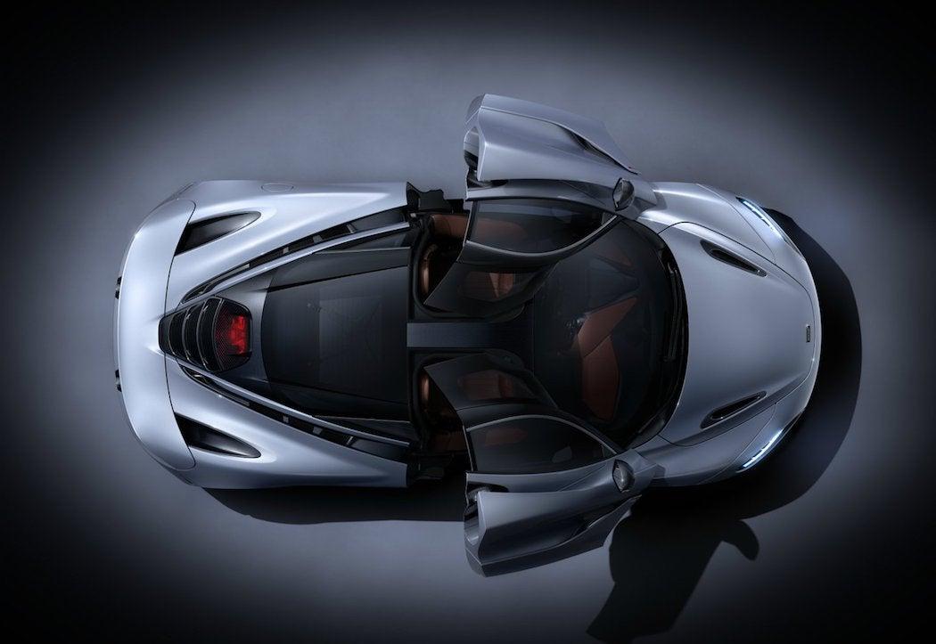 McLaren 720S Suicide Doors - SWAGGER Magazine