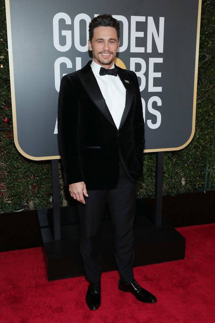 James Franco - 2018 Golden Globes - SWAGGER Magazine