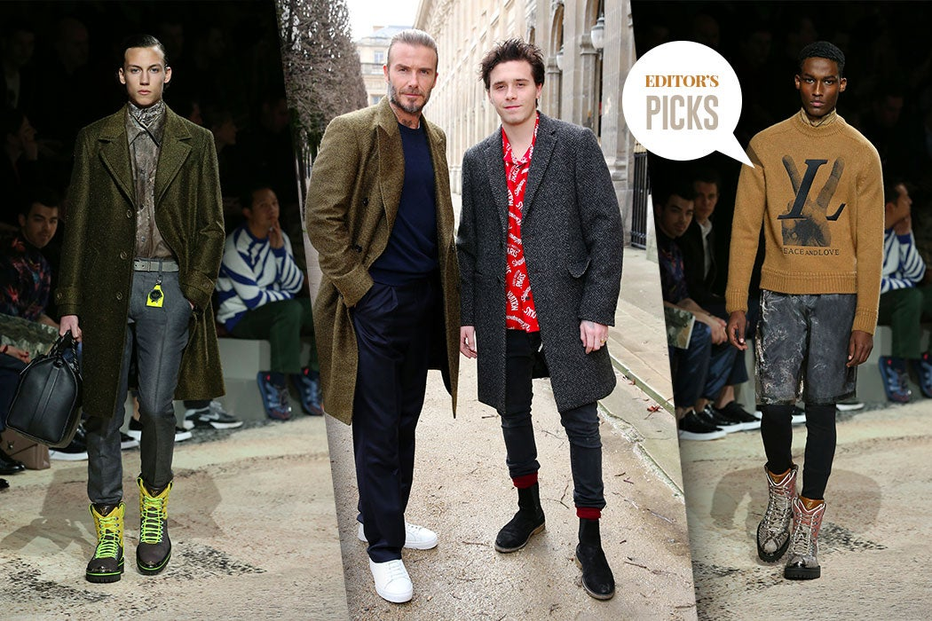 PFW - Paris Fashion Week - LOUIS VUITTON SHOW - Editor's Picks - SWAGGER Magazine