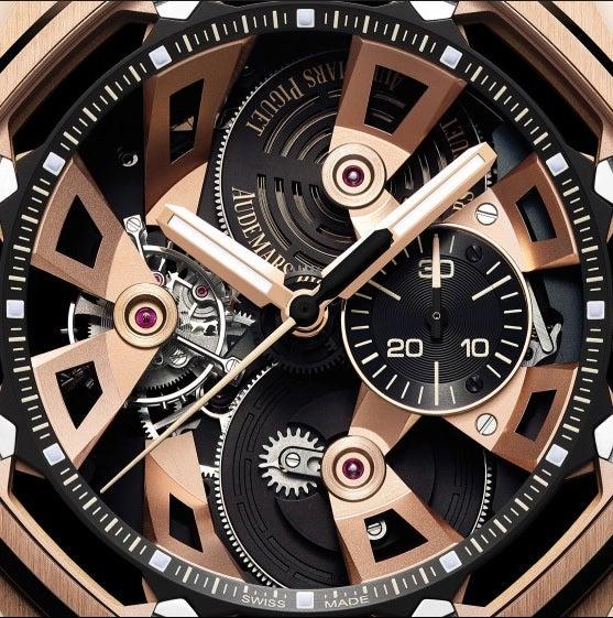 Audemars Piguet Royal Oak Offshore Tourbillon Chronograph - SWAGGER Magazine