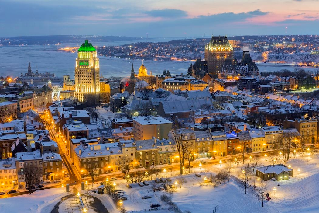Quebec City - Winter Wonderland - SWAGGER Magazine