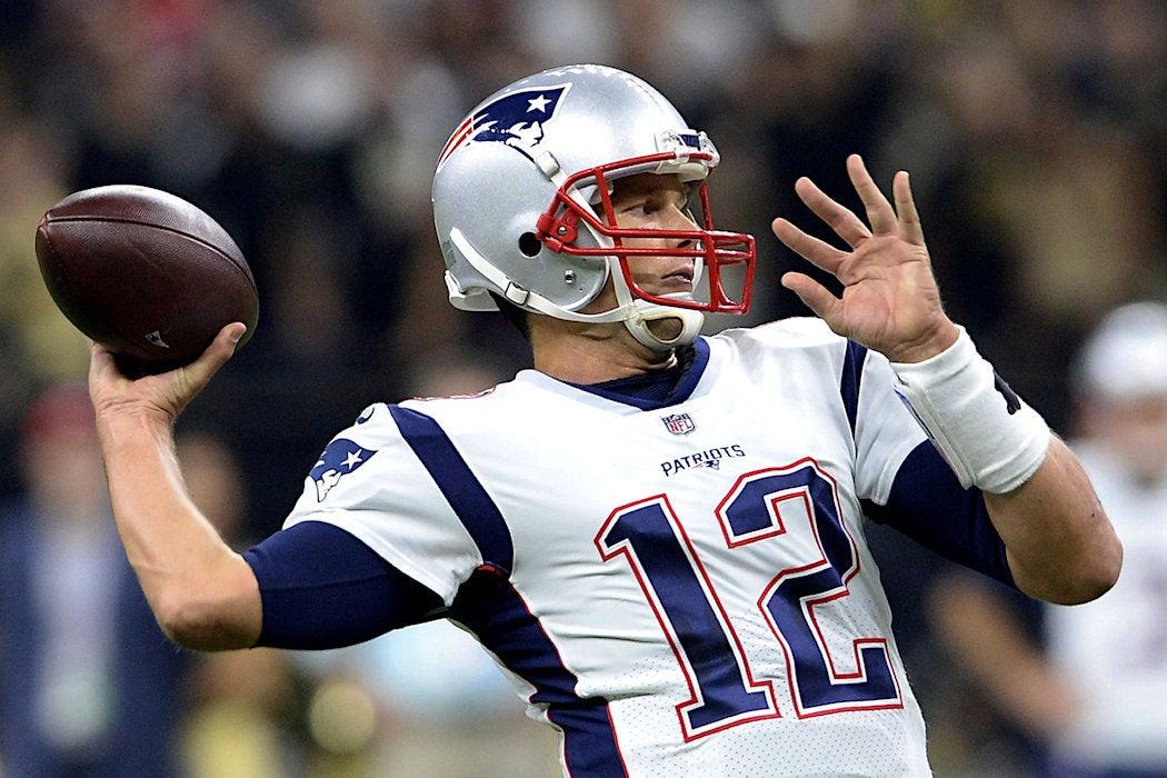 Tom Brady - New England Patriots - 2017 NFL Playoffs - SWAGGER Magazine