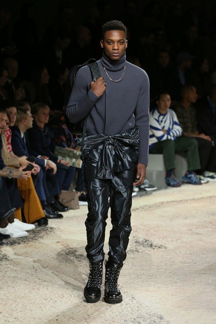 Louis Vuitton / SWAGGER Magazine