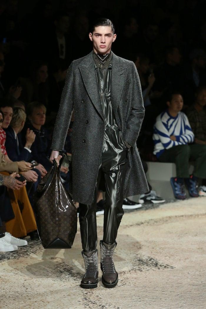 Louis Vuitton Fw18 / SWAGGER Magazine