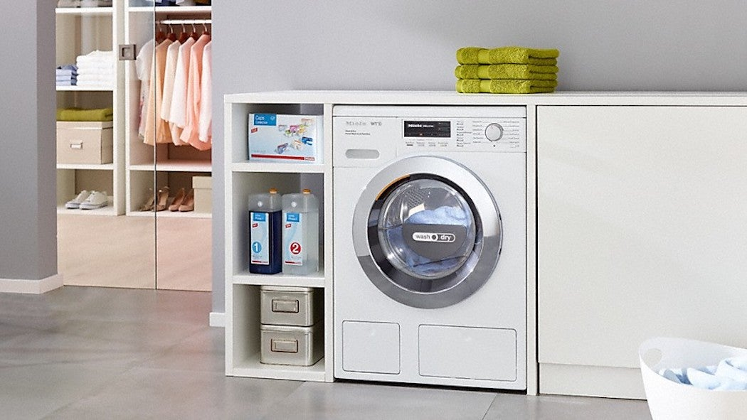 Miele Washer Dryer Combo / SWAGGER Magazine