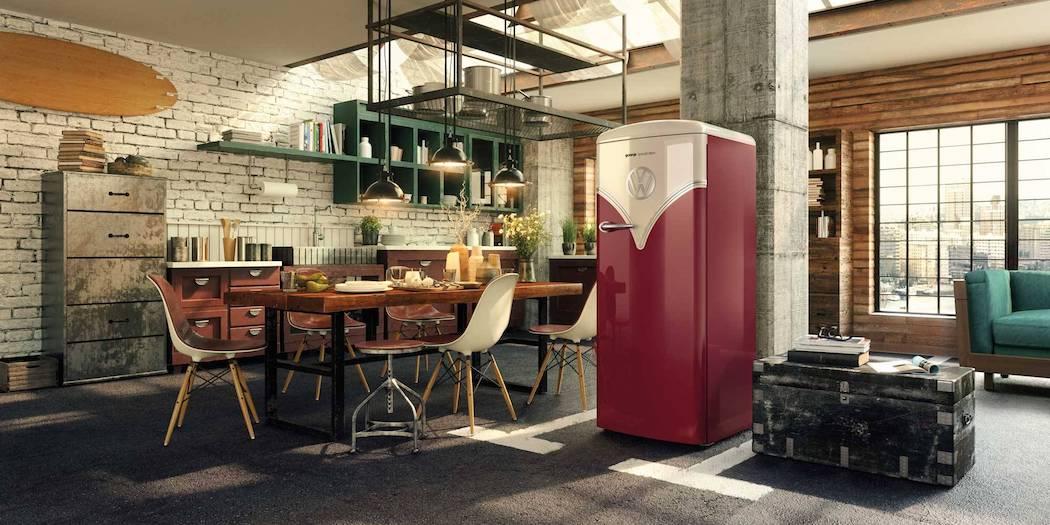 Gorenje Volkswagen Refrigerator / SWAGGER Magazine