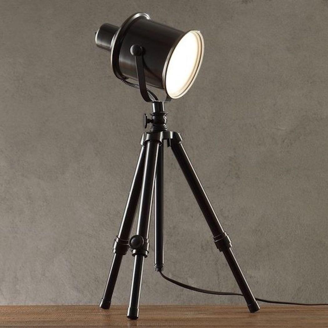 Urban Barn Monty Table Lamp Spotlight / SWAGGER Magazine