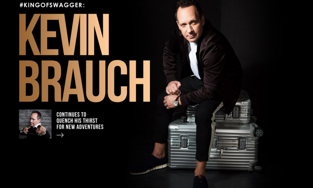Kevin Brauch of The Thirsty Traveler named King of Swagger (#KingsofSwagger) | SWAGGER Magazine