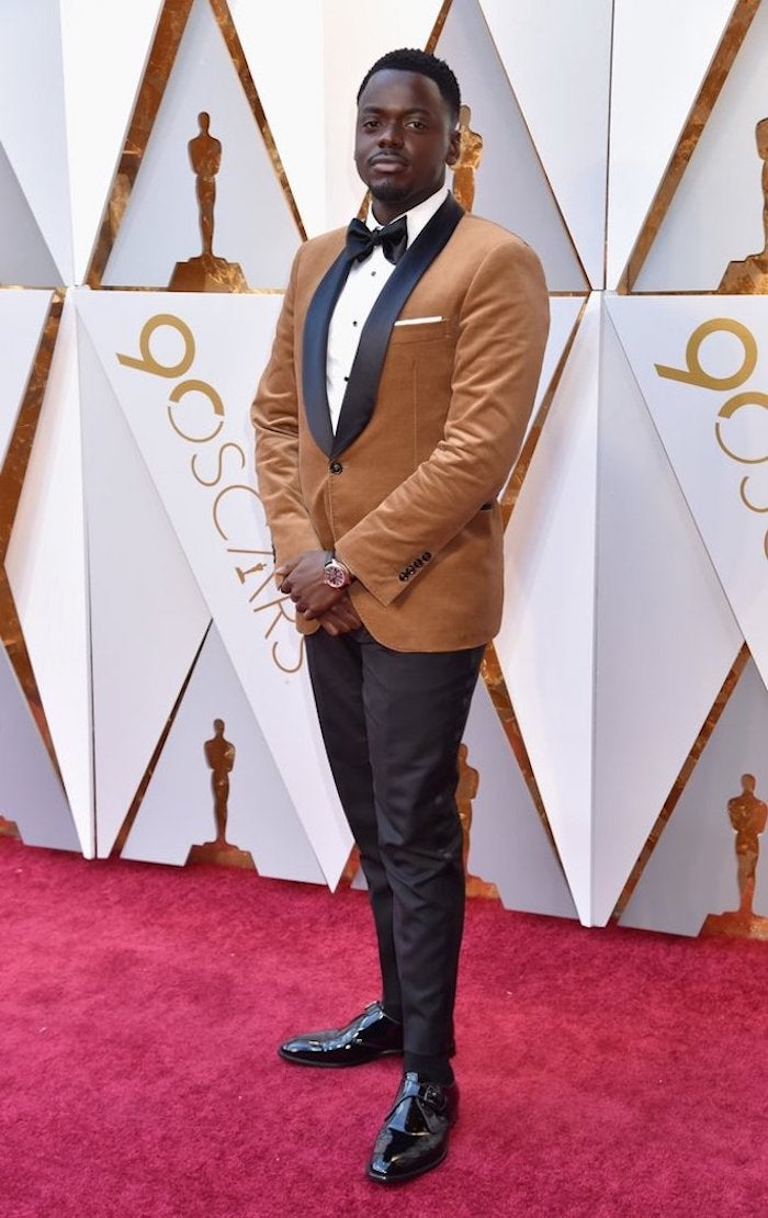 Daniel Kaluuya - 2018 Oscars Red Carpet Best Dressed - SWAGGER Magazine