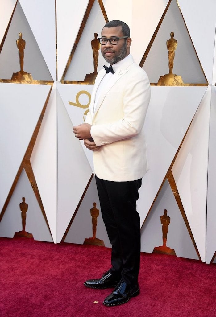 Jordan Peele - 2018 Oscars Red Carpet Best Dressed - SWAGGER Magazine