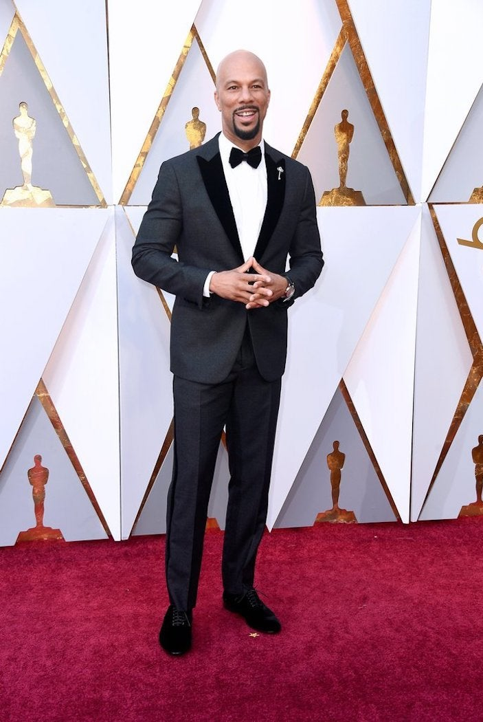 Common - 2018 Oscars Red Carpet Best Dressed - SWAGGER Magazine