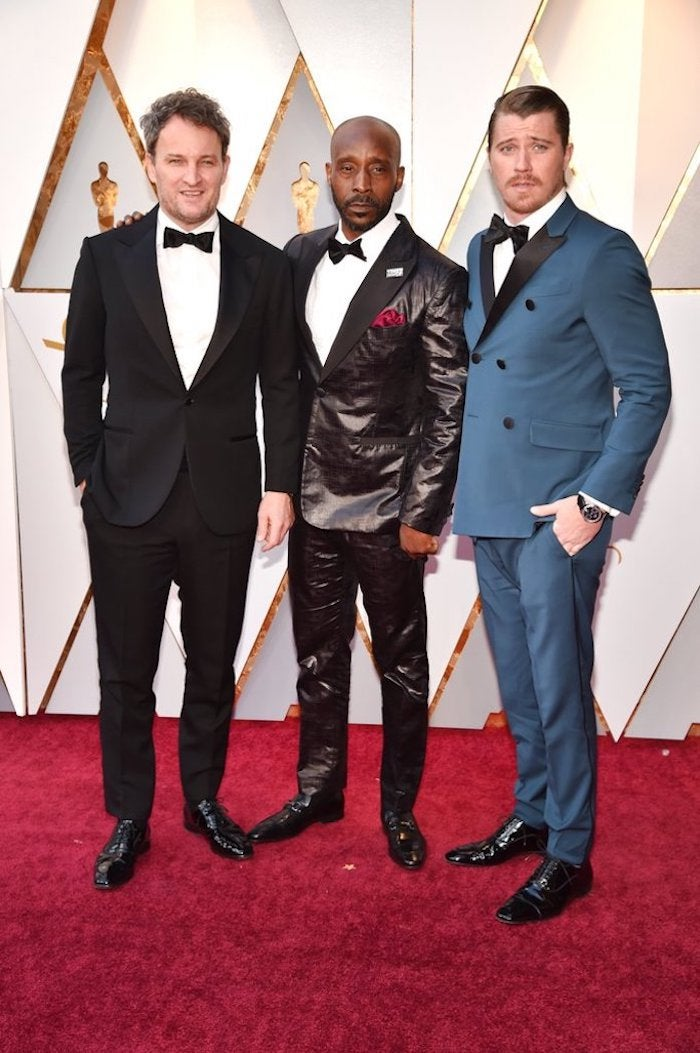 Garrett Hedlund - 2018 Oscars Red Carpet Best Dressed - SWAGGER Magazine