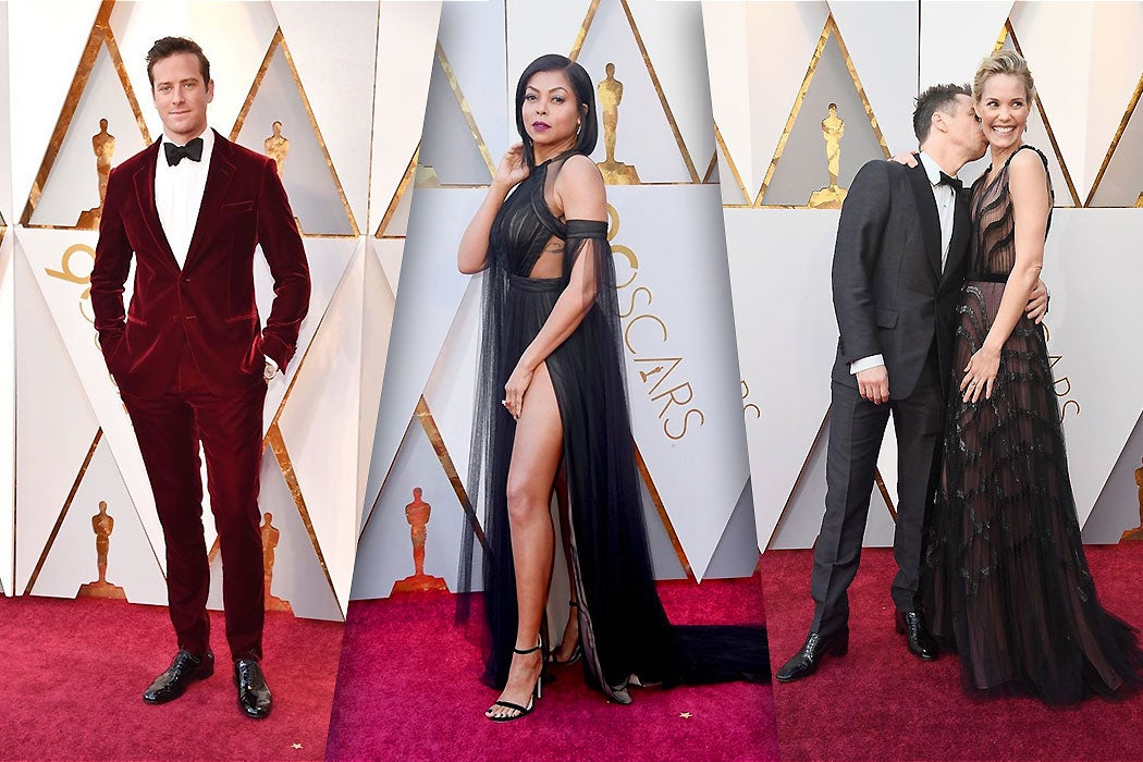 2018 Oscars Best Dressed Men Couples and Women - SWAGGER Magazine