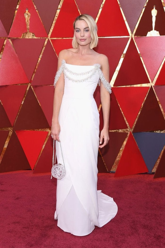 Margo Robbie - 2018 Oscars Red Carpet Best Dressed - SWAGGER Magazine