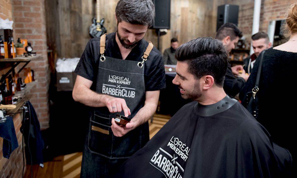 L'Oreal Paris Men Expert Barber Club / SWAGGER Magazine
